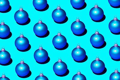 Christbaumkugeln - p1149m2141752 von Yvonne Röder
