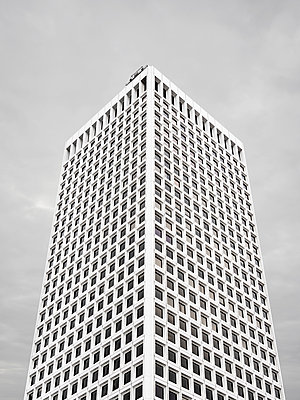 office building - p1280m1562077 by Dave Wall