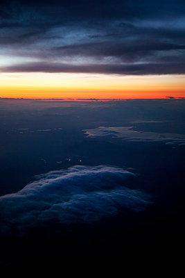 Above the clouds - p382m1497030 by Anna Matzen