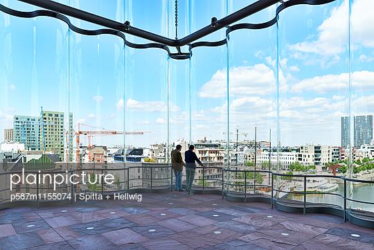Museum aan de Strom Aussichtspunkt - p587m1155074 von Spitta + Hellwig