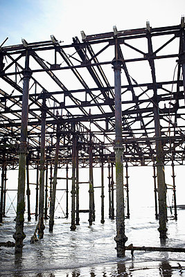 Broken pier III - p464m853402 by Elektrons 08