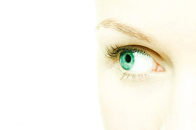 Female eye - p62316407f by Alix Minde
