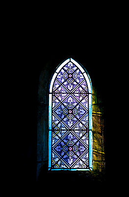 Church window - p2480813 by BY
