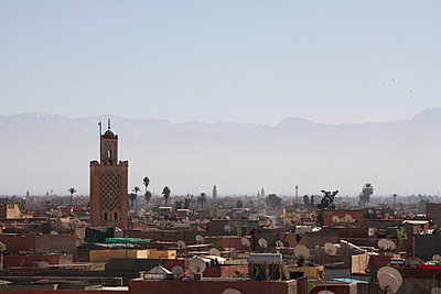Marrakesh - p865m889810 by atomara