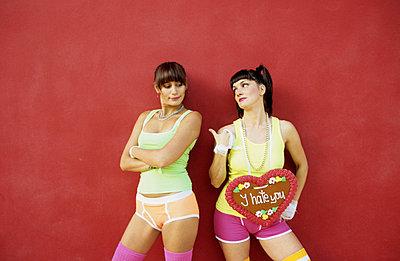 Frauenpaar - p0450924 von Jasmin Sander