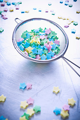 Zuckersterne - p1149m1582761 von Yvonne Röder