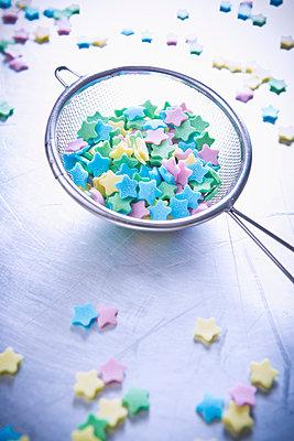 Sugar stars - p1149m1582761 by Yvonne Röder