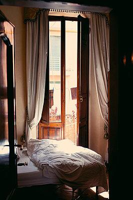 Schlafzimmer - p161m907132 von Kerstin Schomburg