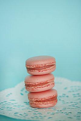 Macarons - p450m1553200 by Hanka Steidle