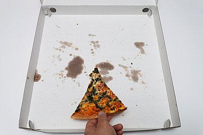 Pizza vom Pizza-Service - p105m902751 von André Schuster