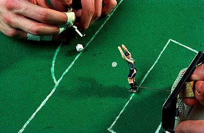 Tipp-Kicker - p2290024 von Martin Langer