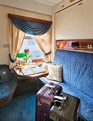 Transsibirische Eisenbahn - p390m1214567 von Frank Herfort
