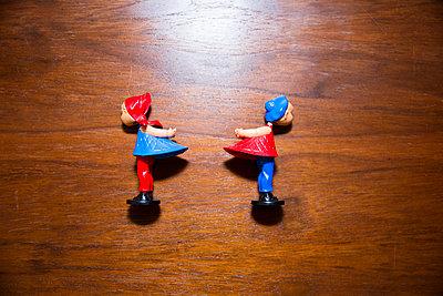 Spielfiguren - p432m1138007 von mia takahara
