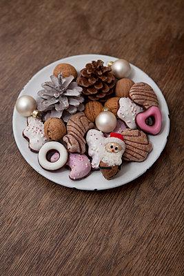 Weihnachtsleckereien - p454m668283 von Lubitz + Dorner
