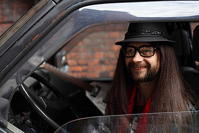 Portrait - p9060073 by Wassily Zittel