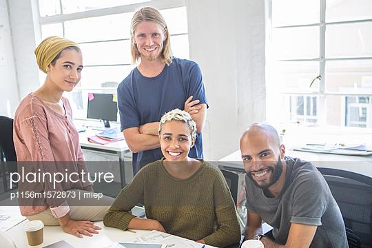 Startup Unternehmen - p1156m1572873 von miep