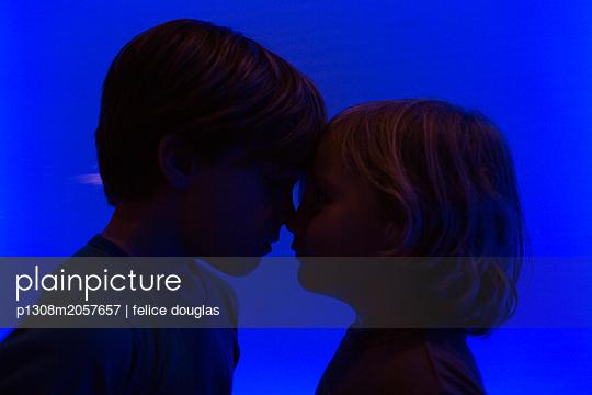 Geschwisterliebe - p1308m2057657 von felice douglas