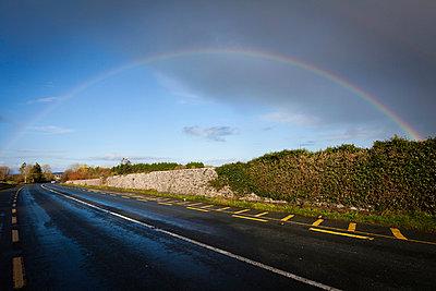 Regenbogen - p1082m951596 von Daniel Allan
