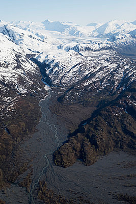 Side Valley of the Colony Glacier - p356m814570 by Stephan Zirwes