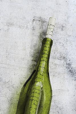 Flaschenpost     - p450m1574871 von Hanka Steidle