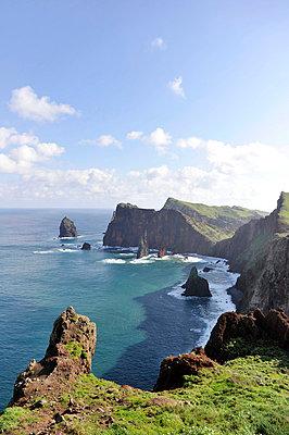 Coast on Madeira - p949m658766 by Frauke Schumann