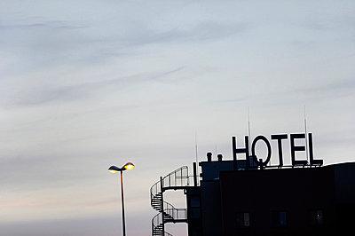 Hotel - p949m658239 von Frauke Schumann