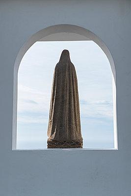 Heilige Fatima - p973m1119368 von Jennifer Rumbach