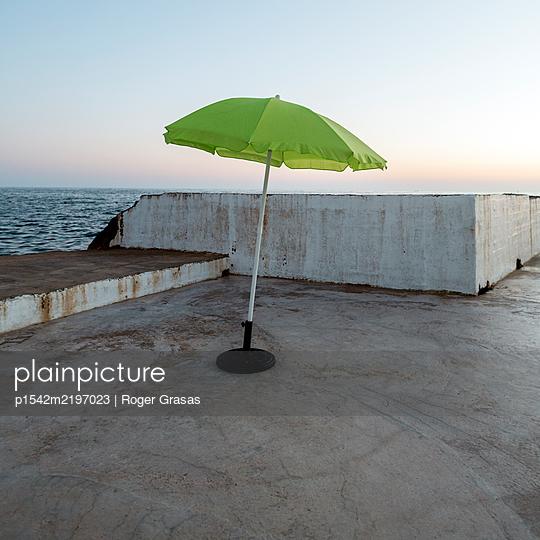Lebanon, Beirut, Parasol - p1542m2197023 by Roger Grasas