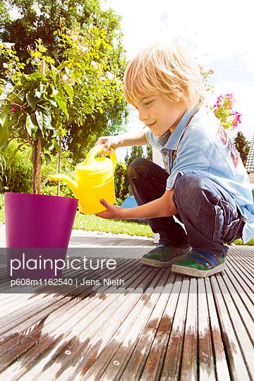 Kindheit - p608m1162540 von Jens Nieth