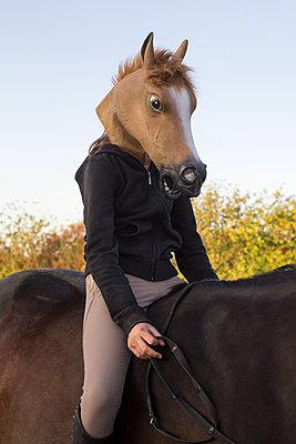 Horse - p1621m2216146 by Anke Doerschlen