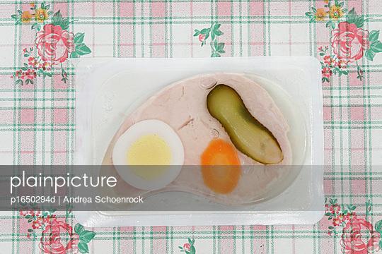 Sülzkotelett-Fertiggericht - p1650294d von Andrea Schoenrock