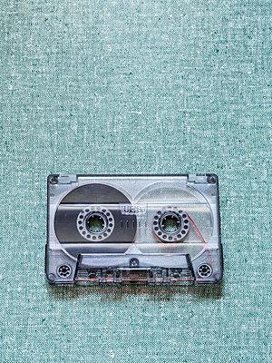 Musikkassette - p536m1475195 von Schiesswohl