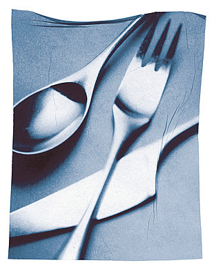 Silverware - p6940973 by kbpictures