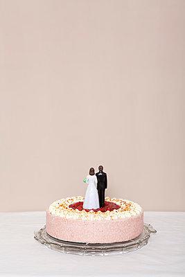 Hochzeitstorte - p4541155 von Lubitz + Dorner