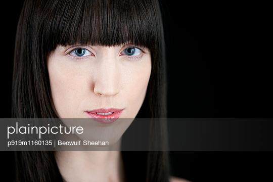 Portrait - p919m1160135 von Beowulf Sheehan
