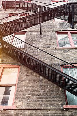 Grunge Building - p1335m1362083 by Daniel Cullen