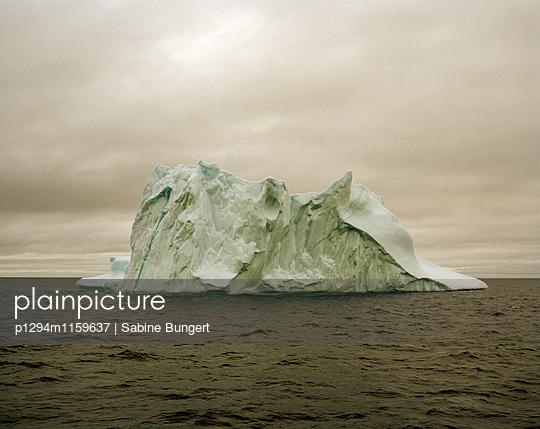 Eisberg - p1294m1159637 von Sabine Bungert