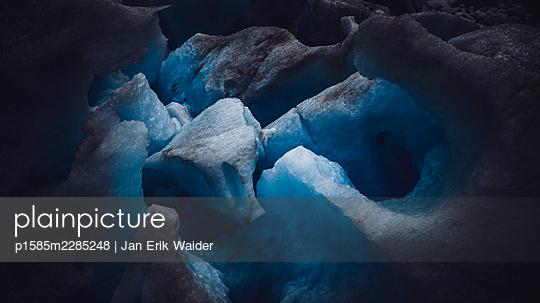 Glacier - p1585m2285248 by Jan Erik Waider