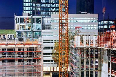 Baustelle in der Hafencity - p1099m882393 von Sabine Vielmo