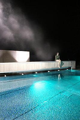 Pool - p1494m2021945 von Inkje Drescher