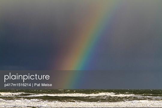 Regenbogen - p417m1516214 von Pat Meise