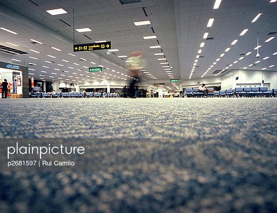 Flughafen Bangkok - p2681597 von Rui Camilo