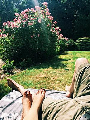 Garten - p988m1153067 von Rachel Rebibo