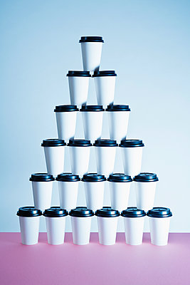 Kaffeebecher - p1149m2086683 von Yvonne Röder