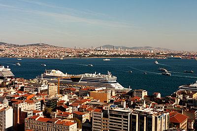 Kreuzfahrt nach Istanbul - p1271m1083986 von Maurice Kohl