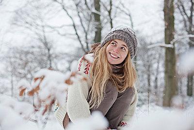 Winter - p586m755644 von Kniel Synnatzschke