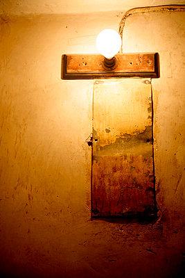 karge Wand - p9790220 von Pufal