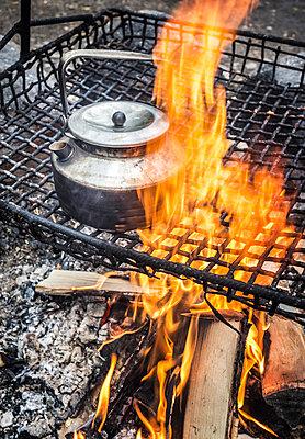 Campfire - p971m1480857 by Reilika Landen