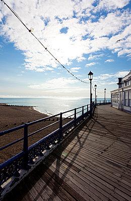 Promenade in Eastbourne - p4880452 by Bias