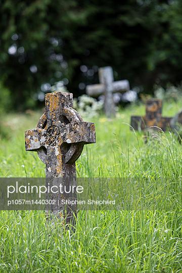 Old graveyard - p1057m1440302 by Stephen Shepherd